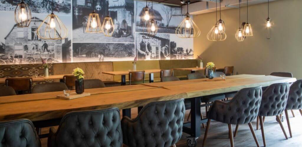 stamtafel Restaurant De Elsgraven